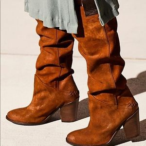 NWT FREE PEOPLE MONTGOMERY SLOUCH BOOT